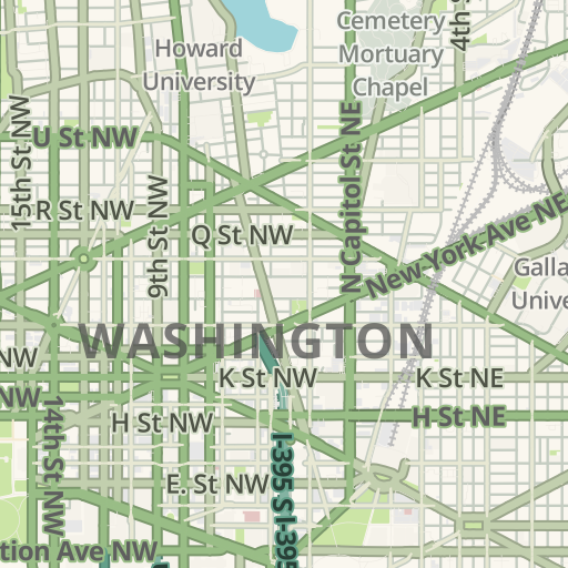 Washington DC Traffic, Traffic Reports, Road Conditions, and