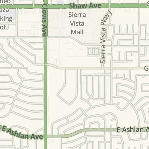 Driving Directions To Kowloon Kitchen 651 Shaw Ave Clovis Waze
