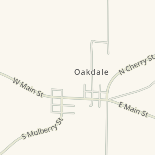Driving Directions To Oakdale Country Kitchen 17 W Main St Oakdale Waze