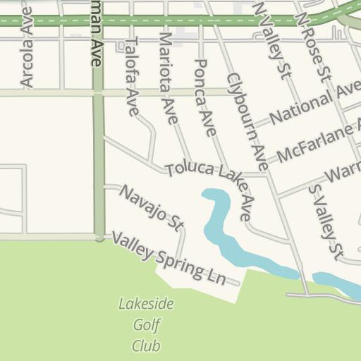 Citywalk Map on