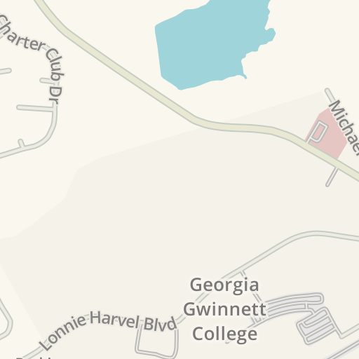 Map Of Georgia Gwinnett College.Free Driving Directions Traffic Reports Gps Navigation App By Waze