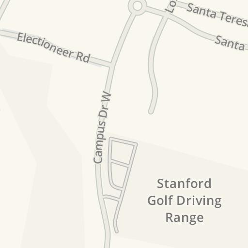 Waze Livemap - Driving Directions to Lagunita Court