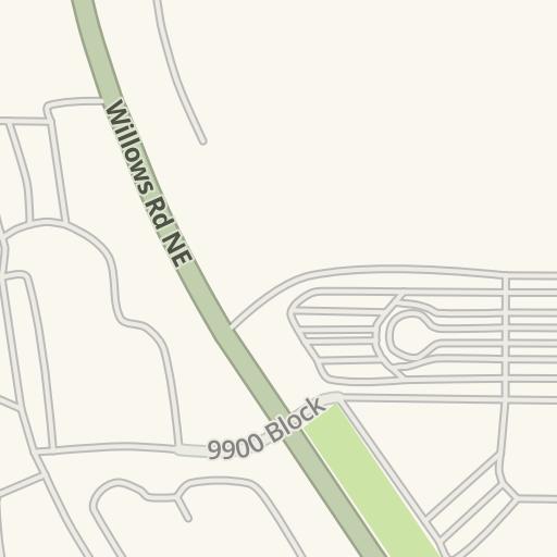 Waze Livemap - Driving Directions to DigiPen Redmond, Redmond ... on