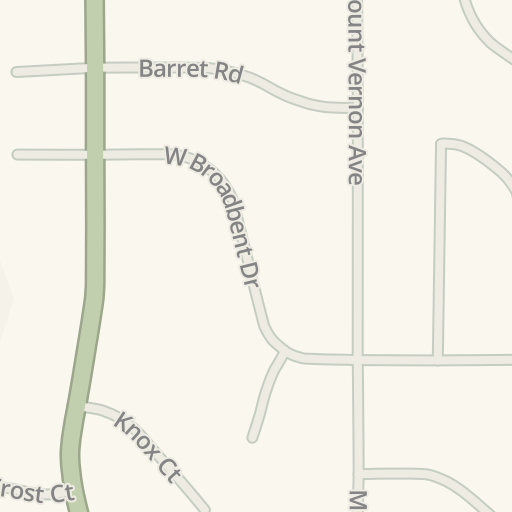 Waze Livemap - Driving Directions to UCR Parking Lot 13, Riverside ...