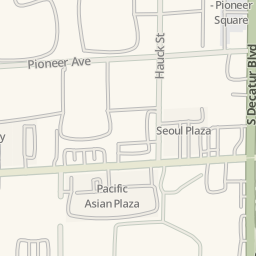 Waze Livemap - Driving Directions to Hollywood Beauty Supply, Las