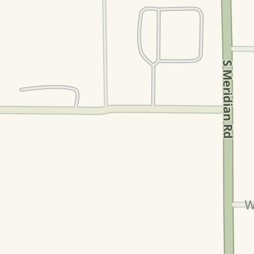 Waze Livemap - Driving Directions to Parking - CMC Steel Arizona
