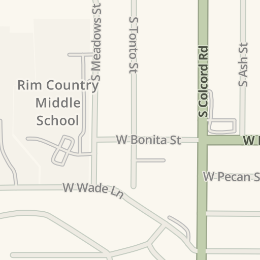 Waze Livemap - Driving Directions to Payson High School