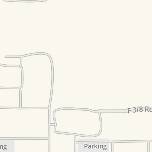 Waze Livemap Driving Directions To The Home Depot Grand Junction