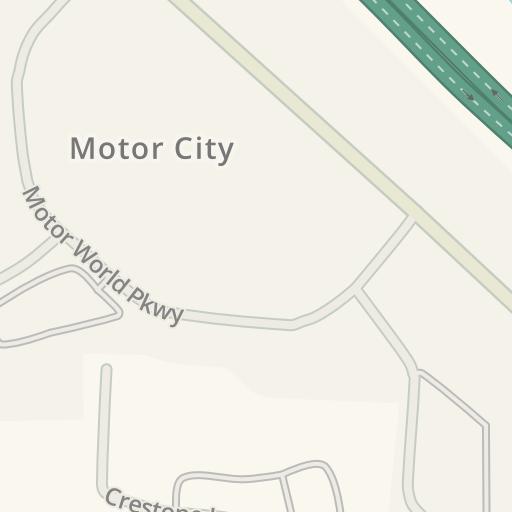 perkins motor city