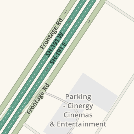 Waze Livemap - Driving Directions to Cinergy Cinemas &