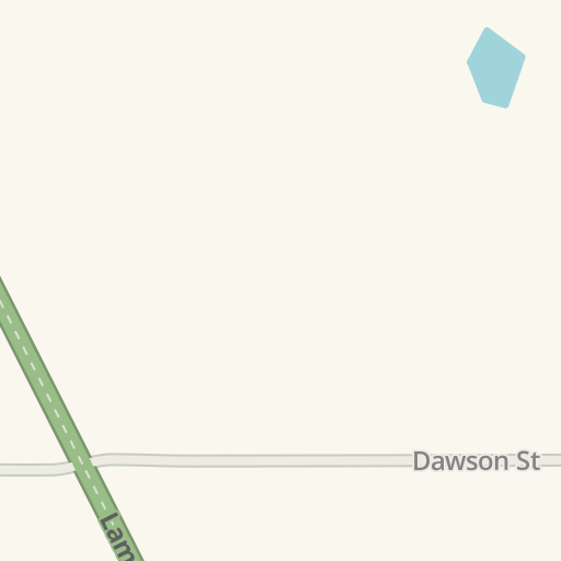 Waze Livemap - Driving Directions to West Texas ISF (MTC