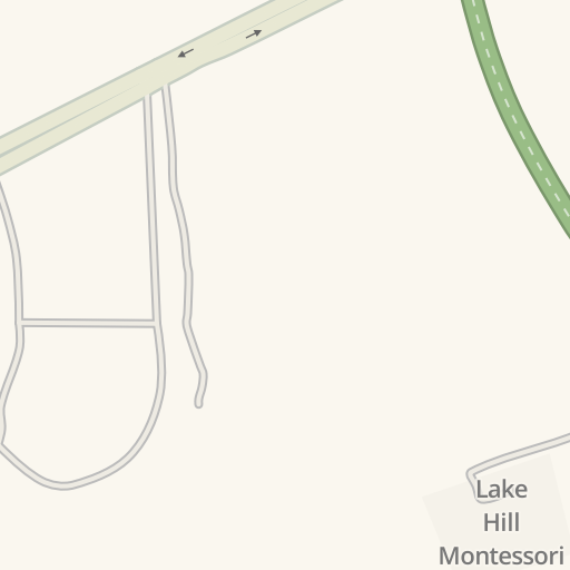 Waze Livemap Driving Directions To The Home Depot Bee Cave