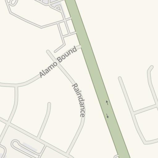 Waze Livemap - Driving Directions to Crystal Lake Dental, Cedar Park