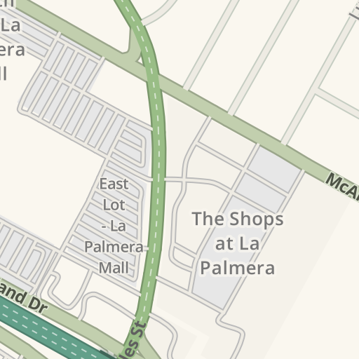 Waze Livemap - Driving Directions to SUBWAY (inside La Palmera Mall ...