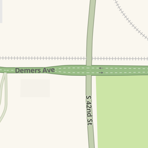 Waze Livemap - Driving Directions to Hilton Garden Inn, Grand Forks ...