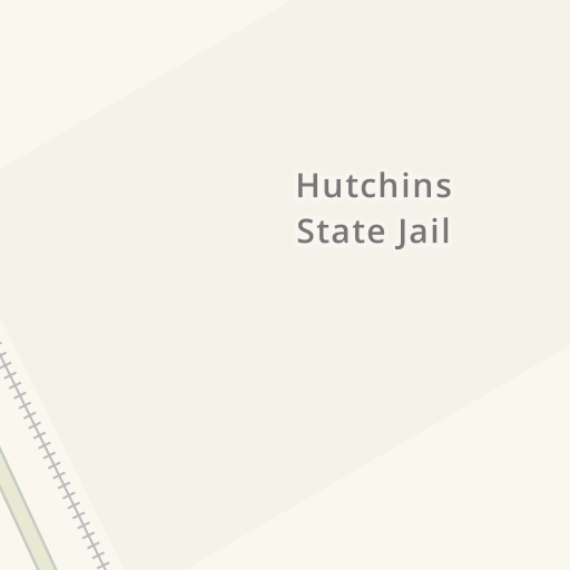 Driving Directions to Hutchins State Jail, Dallas, United