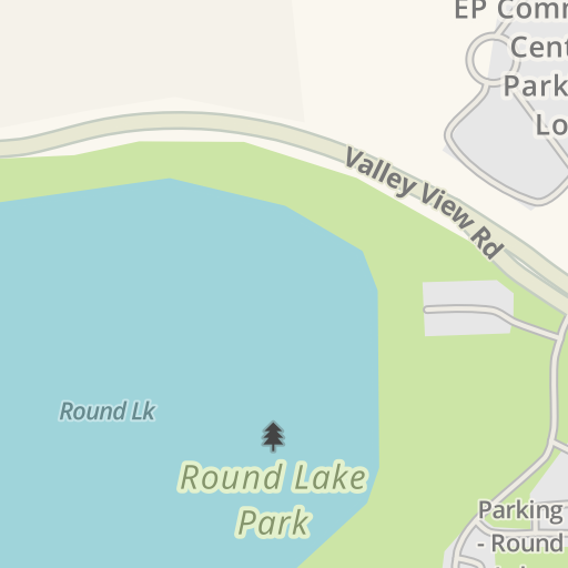Waze Livemap Driving Directions To Eden Prairie Community Center