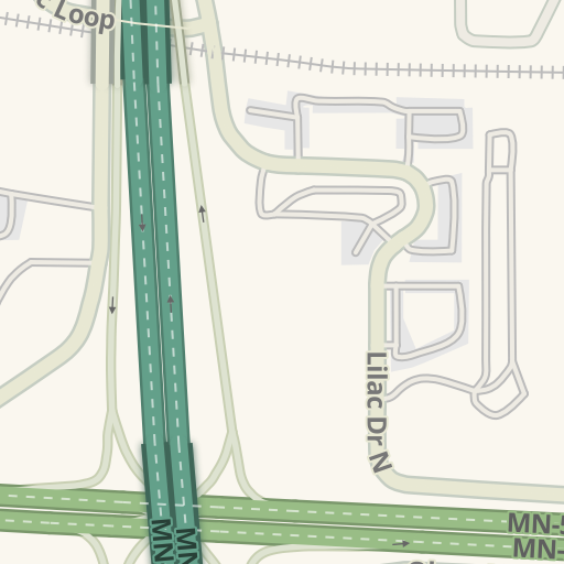Waze Livemap - Driving Directions to Poquet Auto Sales, Golden
