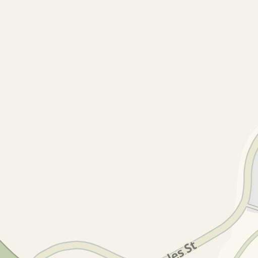 Waze Livemap Driving Directions To Stone Mountain Pet Lodge