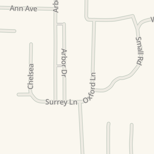 Waze Livemap - Driving Directions to First Presbyterian Church ...
