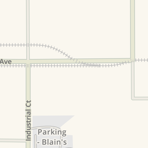 Waze Livemap Driving Directions To Blains Farm Amp Fleet