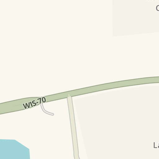 Waze Livemap - Driving Directions to Dave Marston Motors, Minocqua, United States