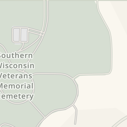 Union Grove Wisconsin Map.Waze Livemap Driving Directions To Southern Wisconsin Veterans