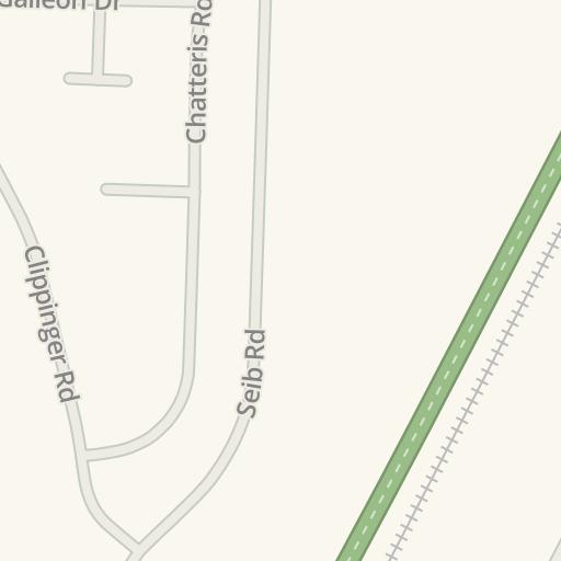 Waze Livemap - Cómo llegar a Elite Fitness Center