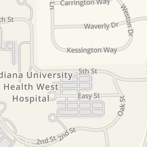 Waze Livemap - Driving Directions to Parking - Indiana