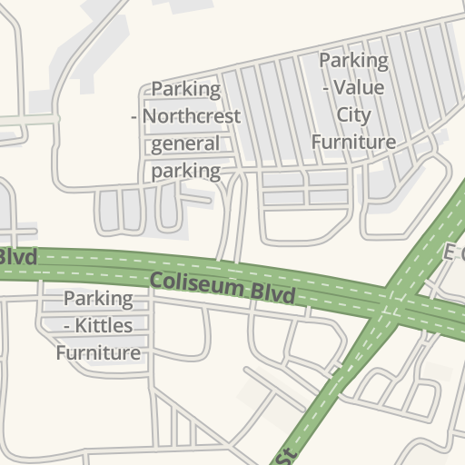 Waze Livemap - Driving Directions to Joann Fabric and Craft Stores ...