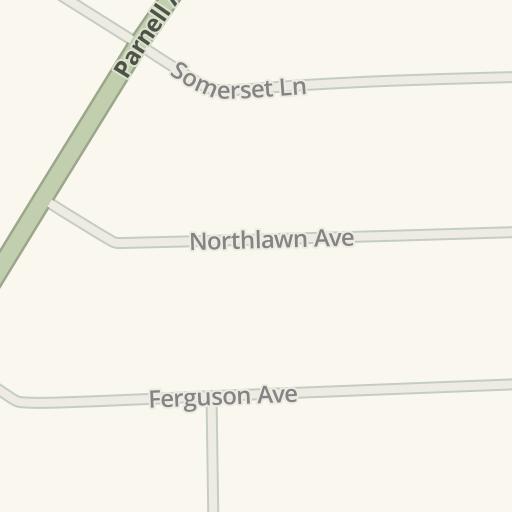 Waze Livemap - Driving Directions to Afdent Dental Services, Fort ...