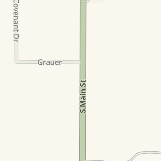 Waze Livemap - Driving Directions to King of Kings Lutheran