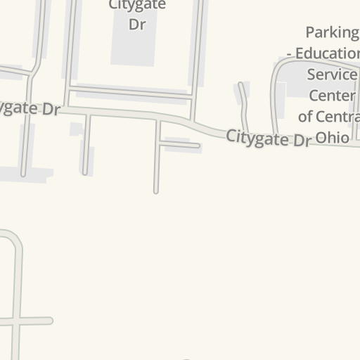 Waze Livemap Driving Directions To Parking Educational Service