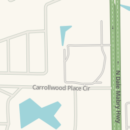 Waze Livemap   Driving Directions To Havertys Furniture, Tampa, United  States