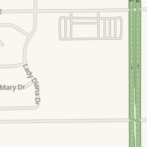 Posner Park Dodge >> Waze Livemap Driving Directions To Posner Park Chrysler