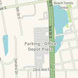 Waze Livemap   Driving Directions To Bonefish Grill, Jacksonville Beach,  United States