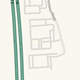 Waze Livemap   Driving Directions To Jim Hudson Lexus, Columbia, United  States