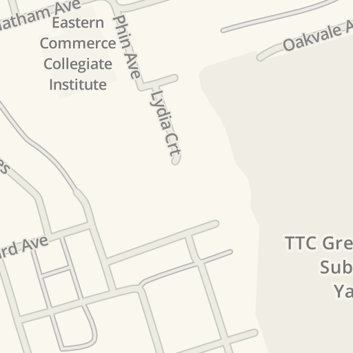 Waze Livemap - Driving Directions to Mister GREEK Meat