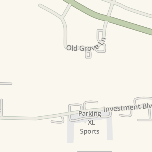 Xl Sports Apex >> Waze Livemap Driving Directions To Xl Sports World Apex United