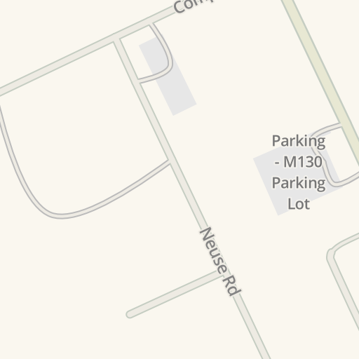 Waze Livemap - Driving Directions to Camp Johnson Gate, Jacksonville on