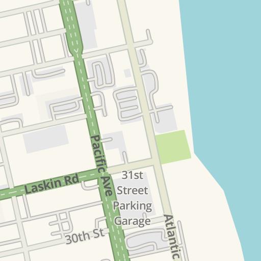 Waze Livemap - Driving Directions to Oceanaire Resort &