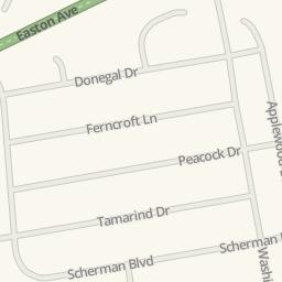 Christmas City Studios.Waze Livemap Driving Directions To Christmas City Studios