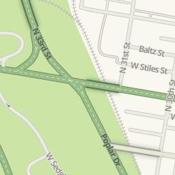 Waze Livemap - Driving Directions to Philadelphia Museum of ... on map of phila transportation, map of phila airport, map of phila restaurants,