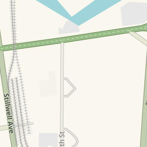 Waze Livemap - Cómo llegar a Affordable Motors of Brooklyn, Brooklyn, United States