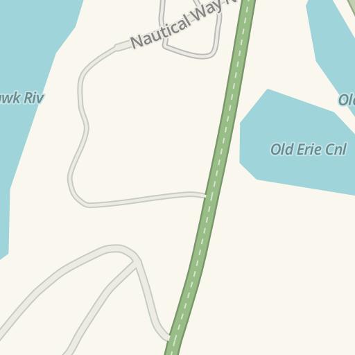Waze Livemap - Cómo llegar a Seymour's Motorized Sport, Colonie, United States
