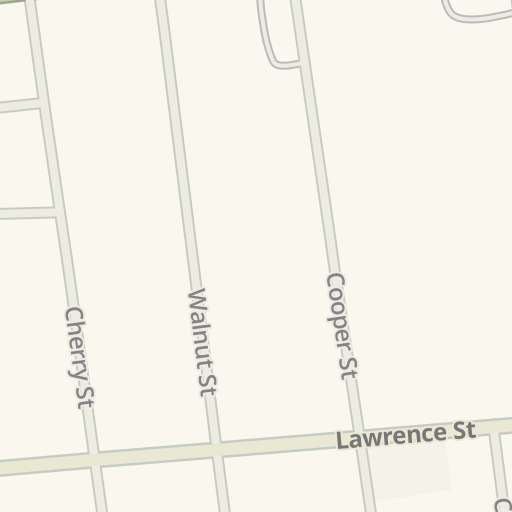 Waze Livemap Driving Directions To Bare Bones Furniture Clearance