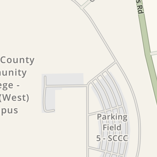 Sccc Grant Campus Map.Waze Livemap Driving Directions To Suffolk County Police Academy