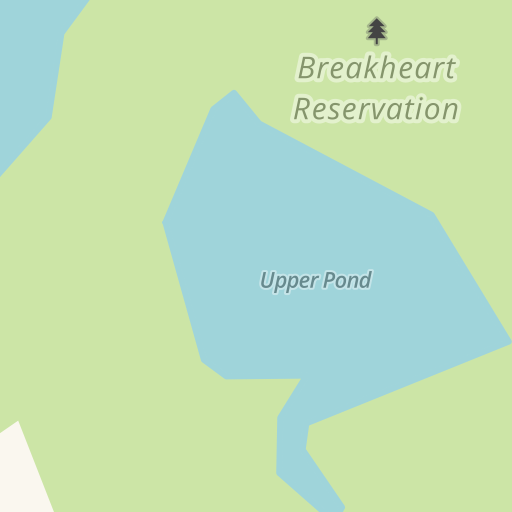 Waze Livemap - Driving Directions to Breakheart Reservation, Saugus ...