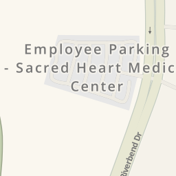 Driving directions to Emergency Room - PeaceHealth Sacred Heart ...
