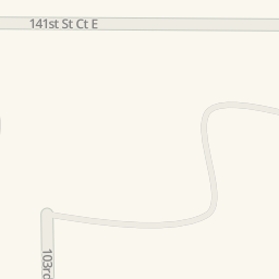 Driving Directions To Express Storage, Puyallup, United States   Waze Maps